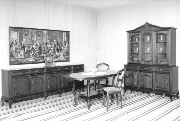 Radice Mobili - 1950